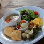 ターブル・ドゥ・リバージュ - 料理写真:朝食