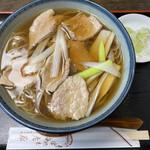 生蕎麦 海老家 - 料理写真: