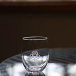 函館大沼 鶴雅リゾート エプイ - お部屋のグラス