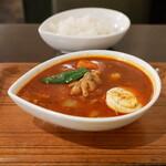 スープカレー屋 鴻 - 料理写真: