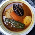 スープカリー クフウ - 料理写真:テイクアウト チキンカリー(ライス無し) 980円
