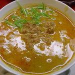 担々亭 - '09・04・10 坦々亭 坦々麺