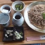 竹寿庵 - 料理写真:合わせもり