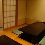 わたべ - 和室(掘りごたつ)4名席・6名席