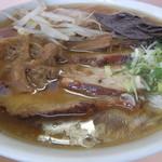 13990848 - チャーシューワンタン麺