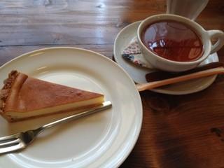 ボーノボーノ - 焼チーズケーキ