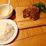 Meat Winery - イベリコ豚のステーキ(900円税抜)