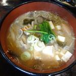 13991496 - けんちん蕎麦(温)