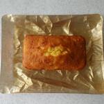 芦名ベーカリー 芦兵衛 - 柚子のパウンド・ケーキ