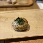 トーチドットベーカリー - 料理写真:くきわかめ わさびマヨパン