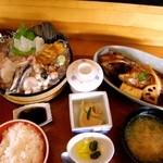 お食事処 慶 - 大島定食 \2,700 (2007年) 値段変わってません