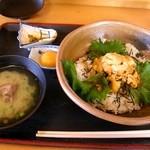 お食事処 慶 - うに丼(2007年) 当時