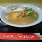 13992595 - 敦賀ラーメン・配膳(20120722)