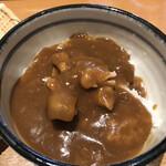 石楽 - カレー丼