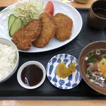 Onikuyakicchin - へれかつ定食