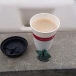 セイコーマート - ドリンク写真:ホットコーヒーマイルドブレンド 100円