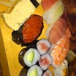 すし膳 - 料理写真:2012,07,22日