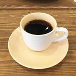 かふぇ ふたば - 食後にセットのコーヒー。