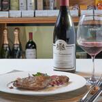 ワイン&フードショップ ラパン - 鴨の艮コンフィ