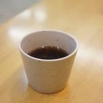森乃園カラオケ茶屋 - あたたかいほうじ茶でほっこり♥(2012/7)