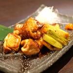 九頭龍蕎麦 - 福井地鶏の焼きとり
