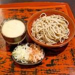 九頭龍蕎麦 - 越前おろし蕎麦