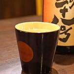 九頭龍蕎麦 - 黒龍 純米吟醸 三十八号