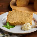 natural cafe こひきや - お子様も大好き!米粉のシフォンケーキ