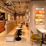 UPLIGHT CAFE - 店内