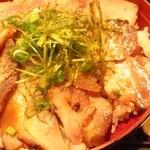 つるふく - 炭火焼豚丼