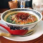 福一 - 台湾ラーメン(中太麺) 820円 ※税込で902円