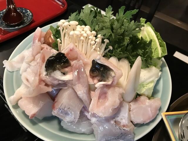 久弥の料理の写真
