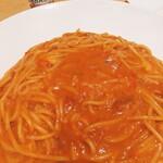 レストラン ミーク - ミートソースナポリタン