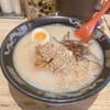 豚骨ラーメン銀水 - 料理写真:
