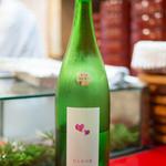 東家 - 愛宕の松 ひと夏の恋 純米吟醸酒 23BY 2012.7.19