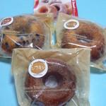 フランボワーズ - 焼きドーナツ