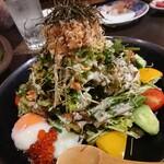 ざっぷ - ざっぷ18味サラダ