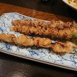 ざっぷ - もも肉のアンデス岩塩焼