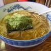 Ramenezokatsu - 料理写真:生油ラーメン 600円