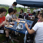 International CHAPPE DINING - フットサルのあとはBBQ