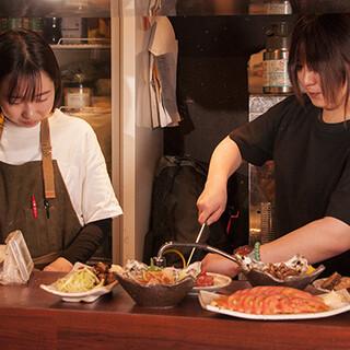宮崎と秋田出身の若女将二人が心を込めておもてなしいたします♪