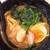 はま寿司 - 料理写真:横浜家系ラーメン(にんにくのせ)