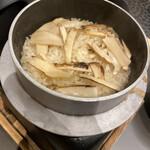 Kagaya - 松茸の炊き込みご飯