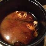 仙之助 - 東京の彼は赤出汁がお好き!