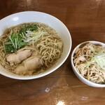 らーめんやなかじゅう亭 - 料理写真:料理