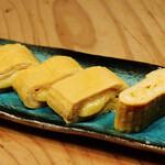 みんなの台所 真 - だし巻き玉子(チーズ入り)