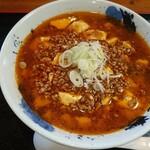 さいとう食堂 - 麻婆麺