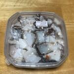 発寒かねしげ鮮魚店 - タコの塩辛(400円)