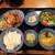 縁China - 黒酢からあげ定食(ランチ)750円