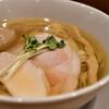 麺屋鈴春 - 料理写真:塩味玉らーめん@1,000円